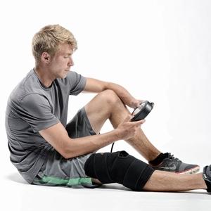 PowerPlay compressie bandage voor knie