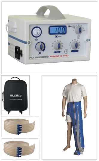 Physio 12 Pro Lymfebeen L (linkerbeen)